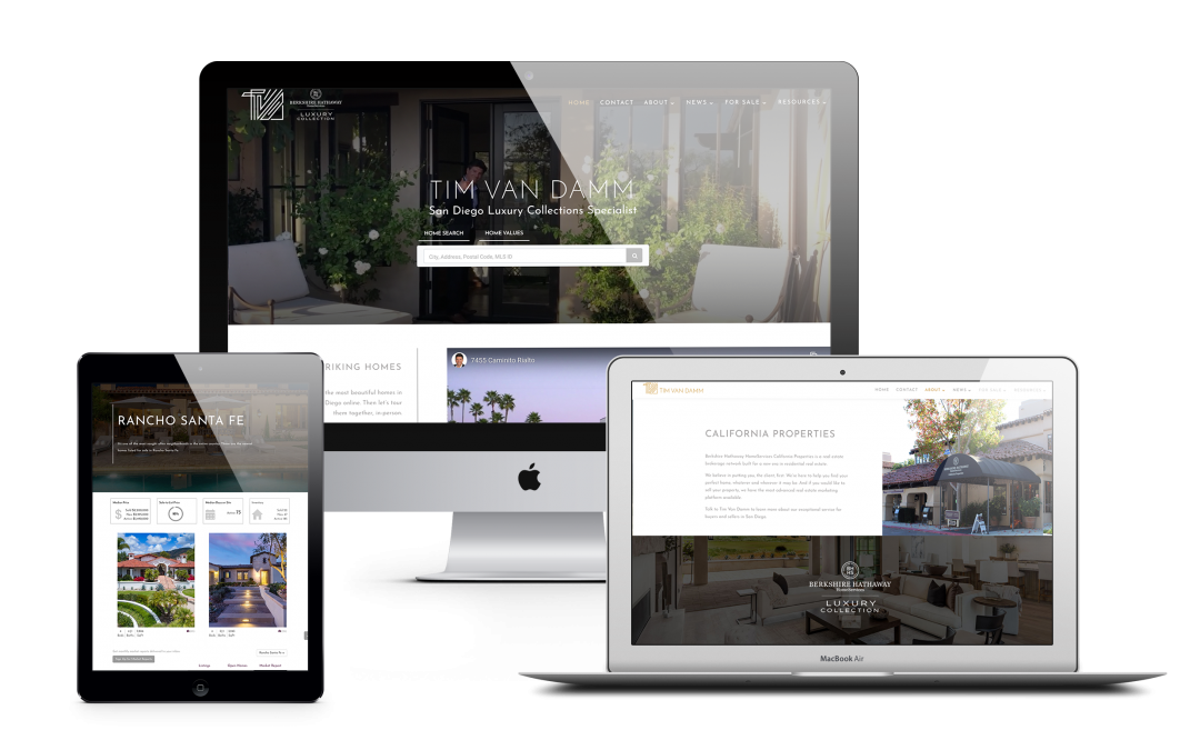 Now LIVE! My new Real Estate Website