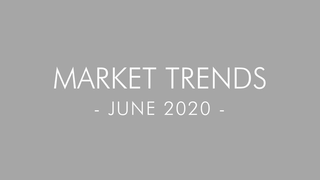 2020 June Real Estate and Mortgage Trends – San Diego, California