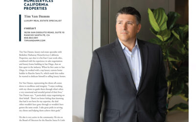 Power Player for 2021 – Modern Luxury Magazine